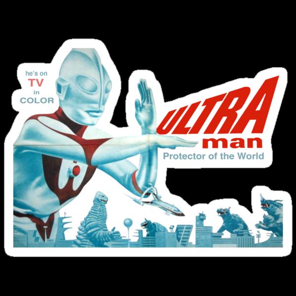 Ultraman (version 4) by Brad Warner