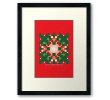 Design 252 Framed Print