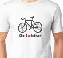 BicyclePower2 Unisex T-Shirt