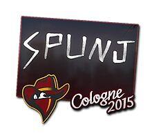 Renegades SPUNJ Cologne 2015 Autogaph Sticker by BRPlatinum