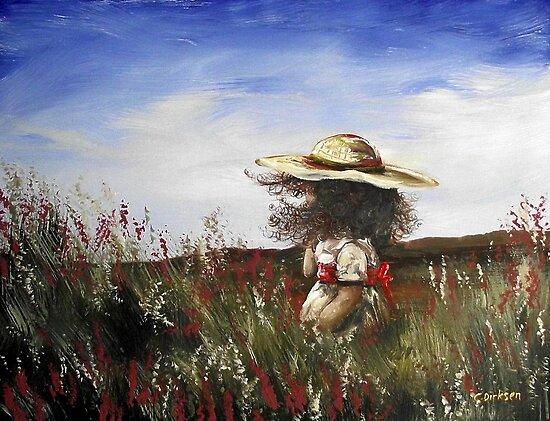 Amongst the Heather by Cherie Roe Dirksen