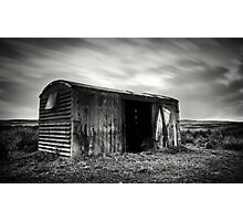 Shed Photographic Print