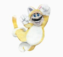 Mario Cat Unisex T-Shirt