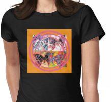 Gossamer Target Womens Fitted T-Shirt