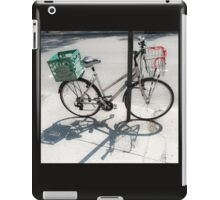 Tandem Bike iPad Case/Skin