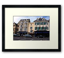 Blackwell book shop, Oxford Framed Print