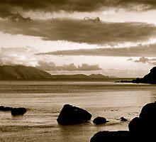 Dingle,County Kerry,evening light by Julian Easten