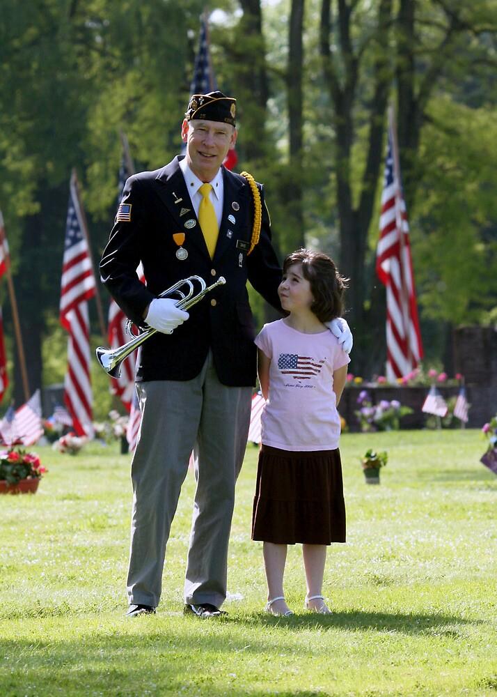 Memorial Day by Lorrie Davis