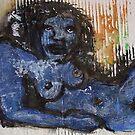 Nude, Bernard Lacoque-16 by ArtLacoque