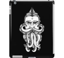 Steampunk Octobeard iPad Case/Skin