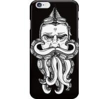 Steampunk Octobeard iPhone Case/Skin