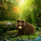 Sit a Spell by secondnatureart