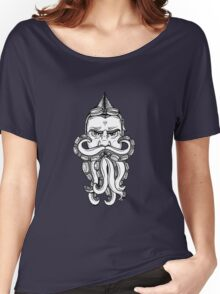 Steampunk Octobeard Women's Relaxed Fit T-Shirt