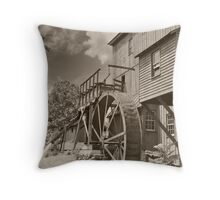 Wade's Mill Throw Pillow