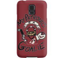 My Patronus is a Goalie (ARI Edition) Samsung Galaxy Case/Skin