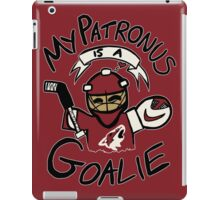 My Patronus is a Goalie (ARI Edition) iPad Case/Skin