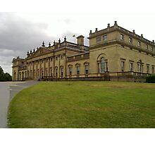 Stately Home, Threatening Skies - N900 Photographic Print