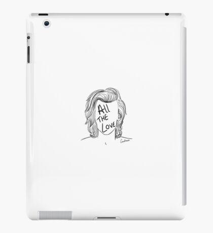 All The Love Harry  iPad Case/Skin