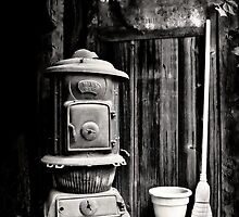 Porch Stove by Jeanne Sheridan