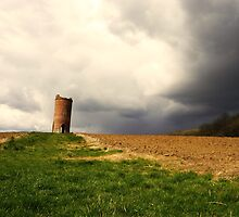 Before the Storm, Wilder's Folly, Berkshire by Serina Patterson
