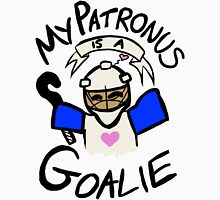 My Patronus is a Goalie (Field Hockey Edition) Womens Fitted T-Shirt