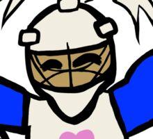 My Patronus is a Goalie (Field Hockey Edition) Sticker