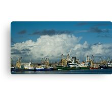 Home for the Weekend Canvas Print