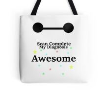 Scan Complete Tote Bag