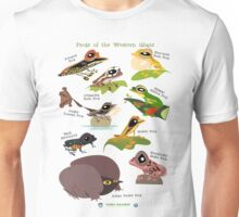 Frogs of the Western Ghats Unisex T-Shirt