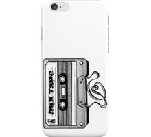 Mix Tape: Stuff To Dance To iPhone Case/Skin