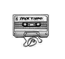 Mix Tape: Stuff To Dance To Photographic Print