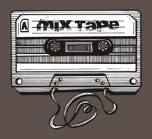 Mix Tape: Stuff To Dance To One Piece - Short Sleeve
