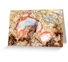 Quartz in Color Greeting Card