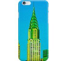HDR Chrysler  iPhone Case/Skin