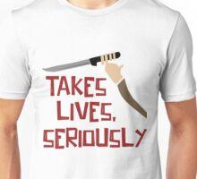 Killer Dexter Unisex T-Shirt
