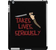 Killer Dexter iPad Case/Skin