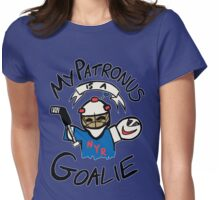 My Patronus is a Goalie (NYR Edition) Womens Fitted T-Shirt