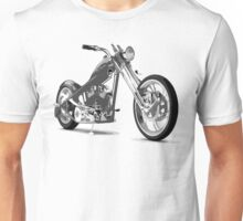 distorted chopper Unisex T-Shirt