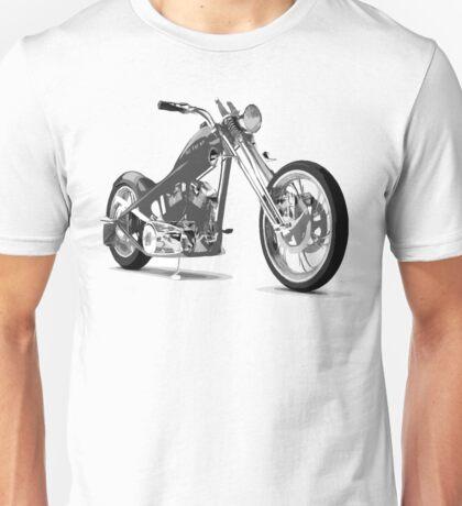distorted chopper Unisex T-Shirt