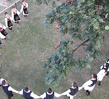 Dance Under Oak by branko stanic