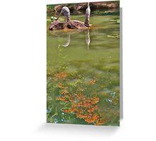 Reflection Greeting Card