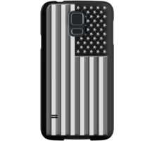 America in black and white Samsung Galaxy Case/Skin