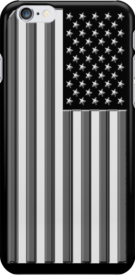 America in black and white by tinncity