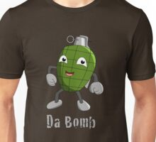 Handy the Hand Grenade Unisex T-Shirt