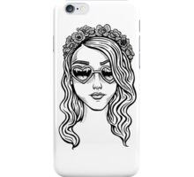 Hungry Eyes iPhone Case/Skin