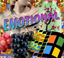 Sadboys Emotional Sticker