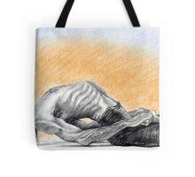 Mathsyasana- David Swenson Tote Bag