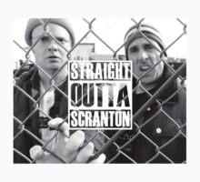 Straight Outta Scranton by chrissy42
