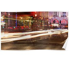 London Nights. Poster