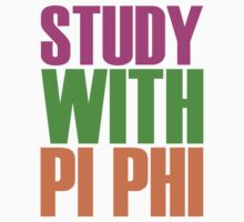 Study with Pi Phi by Shannon Burt